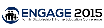 engage logo blue and black